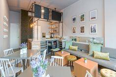 MELT| Green Spot restaurant, healthy, snack bar, cozy.
