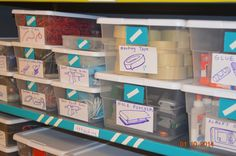 Organizing your makerspace