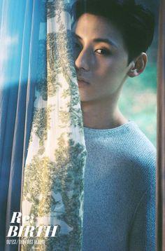 NU'EST Re:BIRTH: 1st. Album (2014.07.09) NU'EST's Min Hyun