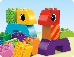 LEGO 10554 DUPLO: Nachzieh-Spielset - süße LEGO-Tiere!