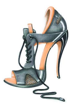 Concourse Love Design Shoes 2011