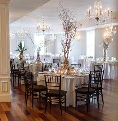St Augustine Wedding Reception Venue, White Room Villa Blanca, St Augustine Wedding Venue