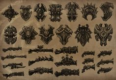 torchlight concept art - Google Search
