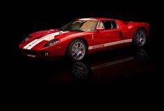 Red Ford Gt Ford Gt Ford Models Car Pictures Cars Motorcycles June