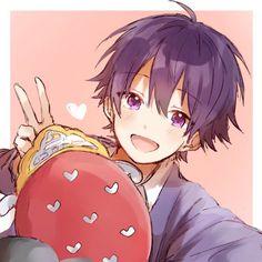 #すとぷりギャラリー - Twitter検索 / Twitter Cute Anime Boy, Anime Art Girl, Anime Chibi, Kawaii Anime, Cute Anime Character, Character Art, Yandere, Anime Blue Hair, Rainbow Boys