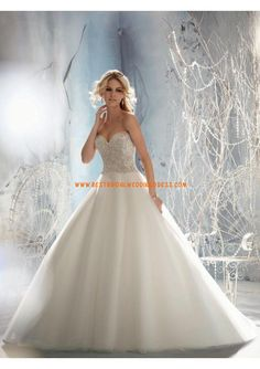 We are ball gowns wedding dresses wholesaler, shop ball gown wedding dresses, lace ball gown wedding dresses, plus size ball gown wedding dresses with fast delivery. Buy bridal ball gowns with big discount now! Wedding Dress Organza, Tulle Wedding, Bridal Wedding Dresses, Bridesmaid Dresses, Tulle Dress, Dress Lace, Floral Wedding, Mori Lee Wedding Gowns, Bridal Collection