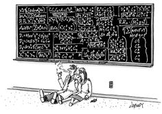 For all my favourite math nerds....  Cartoons from the Issue of May 13th, 2013 : The New Yorker