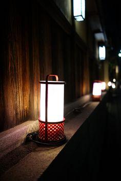 Alley, Kyoto