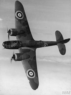 Navy Aircraft, Ww2 Aircraft, Bristol Blenheim, Royal Air Force, Royal Navy, Luftwaffe, World War Two, Fighter Jets, British