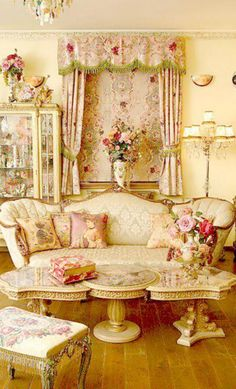 Home Decorators Collection Royce half Shabby Chic Bedding. Home Decor Halloween Ideas but Joys Shabby Chic Furniture Victorian Living Room, Victorian Home Decor, Victorian Interiors, Victorian Furniture, Shabby Chic Furniture, Victorian Homes, Vintage Home Decor, Victorian Parlor, Victorian Sofa