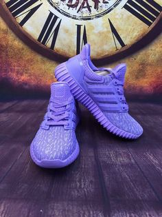 competitive price d3fad 23366 Adidas Yeezy Ultra Boost 2016 Hyper Violet Hyper Grape UK Trainers  2017 Running Shoes 2017