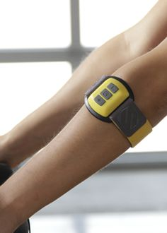 Heart Rate Monitor for iPhone   Rhythm by Scosche