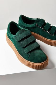 the latest 9b71a 0c36f Hollie Three-Strap Creeper Sneaker   Urban Outfitters