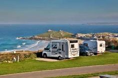 British coastal campsites