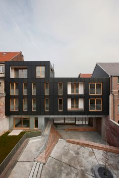 MDW architecture | Residential complex Le Lorrain