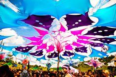 Psicodelia - Ozora Festival - Hungary #music festivals #travel #people