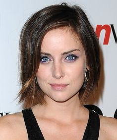 Jessica Stroup Hairstyle