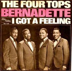The Four Tops / Bernadette #motown