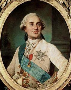 Louis XVI, frère de Madame Elisabeth