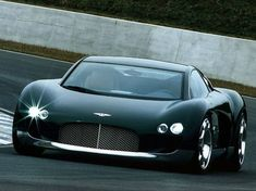 Bentley Supercar