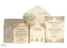 Flourish - Luxury Wedding Invitations - Ceci Ready-to-Order Collection - Ceci Wedding - Ceci New York
