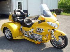 Used Honda Goldwing Trikes | Used 2010 Honda Goldwing 1800 Champion Trike for Sale