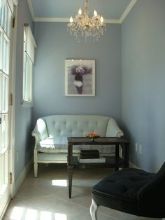 i love this entire little room.  i would love that love seat in a brighter color then it would be perfect!