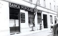 Inaugurazione della sede di Bollate. #archivioStorico