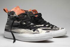 Missoni X Converse (Fall 2010, alas)