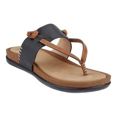 9e07fe67a G.H. Bass   Co. Women s Shannon Thong Sandal