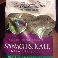"This is the 3rd bag of these that we have gone through in my house in 2 days! Operation ""hide snacks from the kids"" will be in full effect #thebetterchip #kale #healthysnacks"