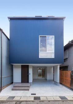 방마다 서로 다른 개성이 넘치는 협소 주택 아이디어 (출처 Juhwan Moon)