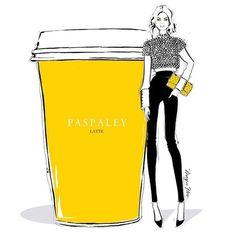 Paspaley Megan Hess Coffee