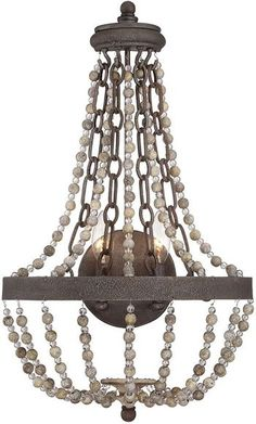 Savoy House 9-7407-2-39 Mallory 2-Light Wall Sconce Wall Sconce Lighting, Wall Sconces, French Country Collections, Large Lanterns, Nightstand Lamp, Wall Lights, Ceiling Lights, House Wall, Diffused Light