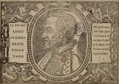 Ortiz, Diego ca. 1510-ca. 1570, El primo [-secondo] libro de Diego Ortiz Tolletano, 1553