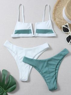 Bikini Outfits, Summer Suits, Summer Bikinis, Tan Lines, Moda Online, Swimsuits, Swimwear, Bathing Suits, Underwear