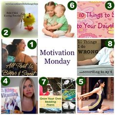 Motivation Monday Linky Party #84 | A Life in Balance
