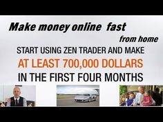 Make Money Online Fast  From Home Make $700,000 In The First Four Month !