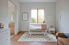 20 Friendly and Modern Nursery Room Design Ideas