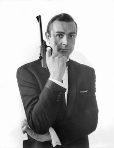 Check Out Sean Connery Daniel Craig and More of the Handsome Men Who Have Played 'James Bond'!