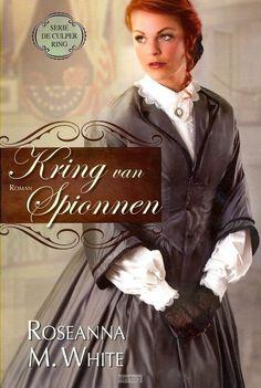 Kring van spionnen - deel 3 - Roseanna M. White
