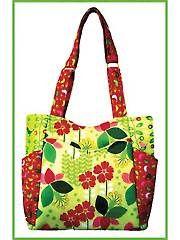 Sew - SandraSue's Bag Sewing Pattern - #359120