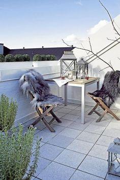 Este invierno disfruta de tu terraza