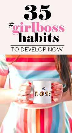 Habits of Successful Women You Should Develop This Year These 35 habits of insanely successful women will help you improve time management, create productive morning routines, and give you the confidence boost you need to succeed as a female in business Social Marketing, Marketing Digital, Affiliate Marketing, Self Development, Personal Development, Confidence Boost, Startup, Successful Women, Business Woman Successful