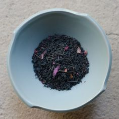 For hundreds of years, the Chinese have scented their teas by layering fresh blossoms of rose, jasmine, lychee between layers of black tea. ...