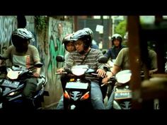 Promo - London 2012 Olympic Games on IOC's YouTube Channel -- Motorbike