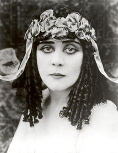 Teda Bara - Cleópatra