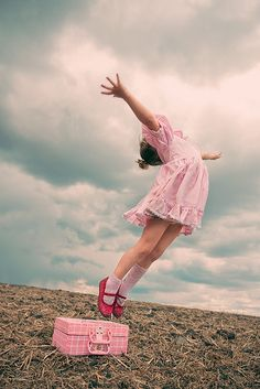jump for joy in Pink! Pink is for JOY. Pink isn't for disease. Jumping For Joy, Foto Art, Everything Pink, My Favorite Color, Belle Photo, Vintage Pink, Cute Kids, Magenta, Pretty In Pink