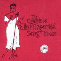 The Complete Ella Fitzgerald Song Books: Amazon.ca: Music