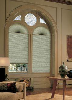 Den and Family Room Ideas #Hunter_Douglas #Den #Family_Room #Window_Treatments #HunterDouglas